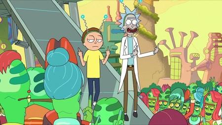 Rick y Morty Serie Español
