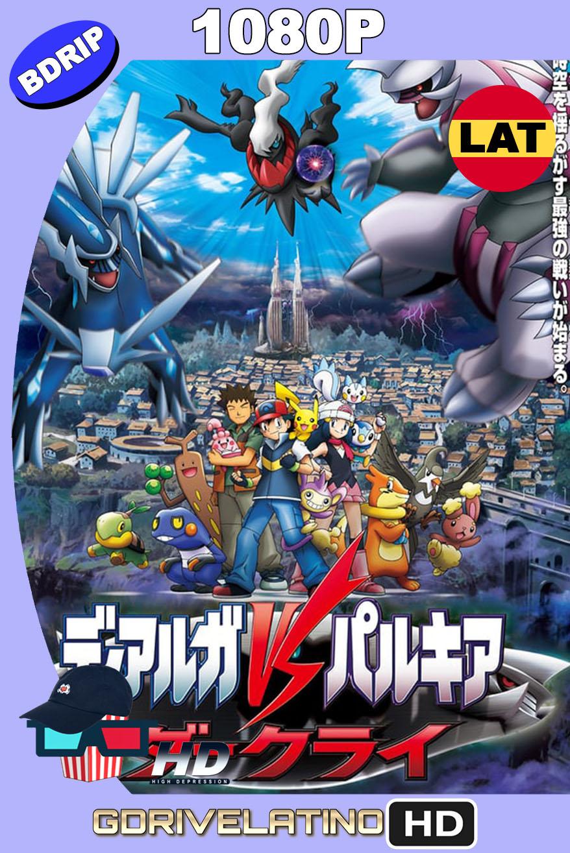 Pokémon: El surgimiento de Darkrai (2007) BDRip 1080p Latino-Japonés MKV