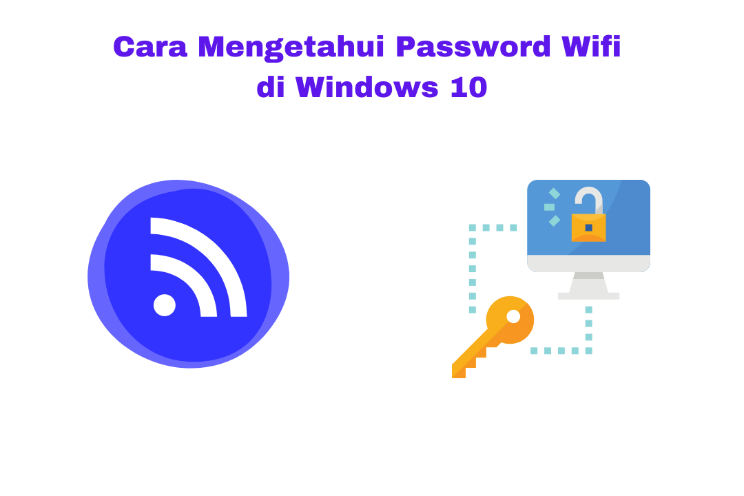 cara melihat password wifi