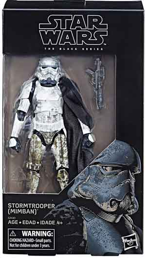 Star Wars Black Series Mimban Trooper 6 Inch