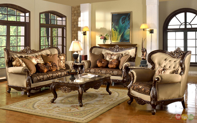 Furnish Your Living Room and Dining Room With Oak Furniture