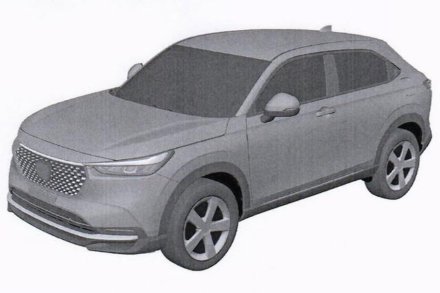 2021 - [Honda] HR-V/Vezel - Page 2 486-C0-BDB-E9-ED-48-CE-9021-99-E462-D2-DF43