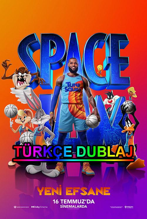 Space Jam: Yeni Efsane | 2021 | WEB-DL | XviD | Türkçe Dublaj | m720p - m1080p | WEB-DL | Tek Link