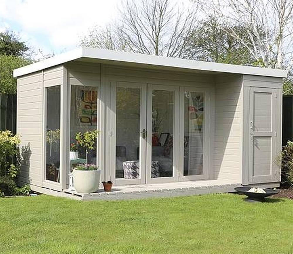 Desain Rumah Kecil dengan Nuansa Tropis