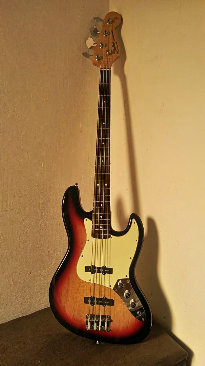 Madeiras Shelter Jazz Bass 3