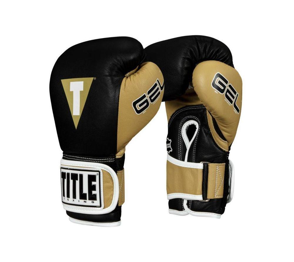 Снарядные перчатки Title Gel V2T