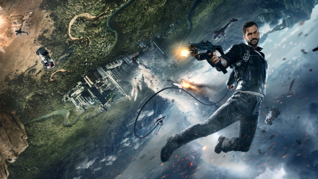 JUST CAUSE Movie Adaptation In The Works From The Creator Of The JOHN WICK Series