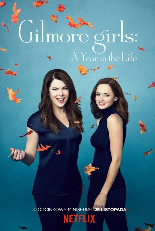 Kochane kłopoty: rok z życia / Gilmore Girls: A Year in the Life (2016) (mini serial) PL.720p.NF.WEB-DL.x264.DDP5.1-FOX / Lektor PL