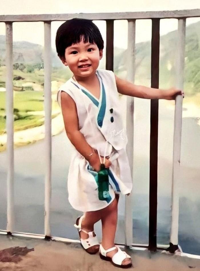 Lee Min Ho kecil