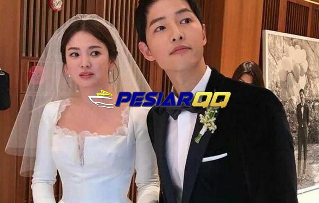 Hari Ini, Song-Song Couple Resmi Bercerai