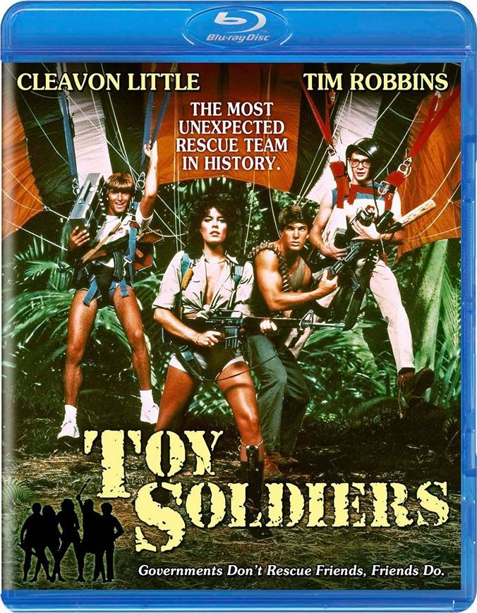 Toy Soldiers 1984 Hindi Dual Audio 720p BluRay ESubs 900MB | 300MB Download