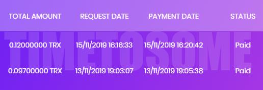 Oportunidade [Provado] Faucet TRON - Paga para todas as wallets/exchanges - (Actualizado em Novembro de 2019) Tronn1