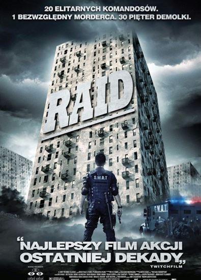 Raid / Serbuan maut (2011) PL.BRRip.XviD-GR4PE | Lektor PL