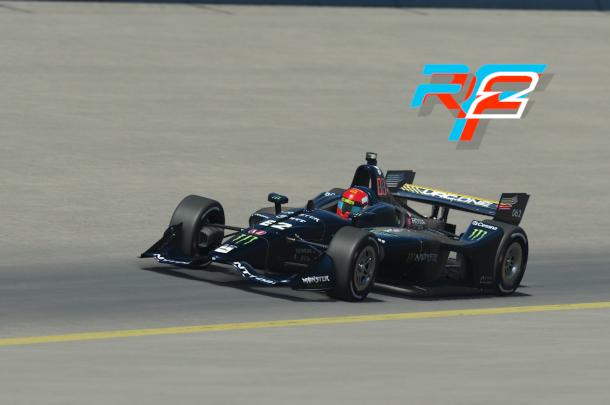 VRC Indycar 2021 - Round 1 - Phoenix