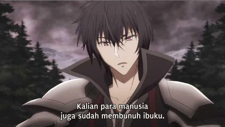 Maou Gakuin no Futekigousha Episode 9 Subtitle Indonesia