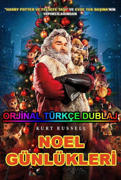 Noel Günlükleri | The Christmas Chronicles | 2018 | WEB-DL | XviD | Türkçe Dublaj | m720p - m1080p | WEB-DL | Dual | TR-EN | Tek Link