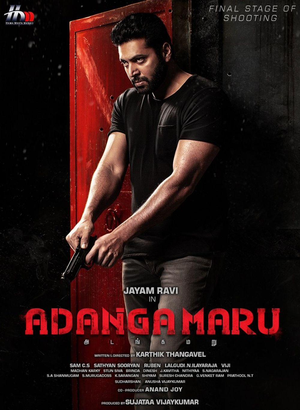 Adanga Maru (2020) Hindi Dubbed Movie HDRip 720p AAC
