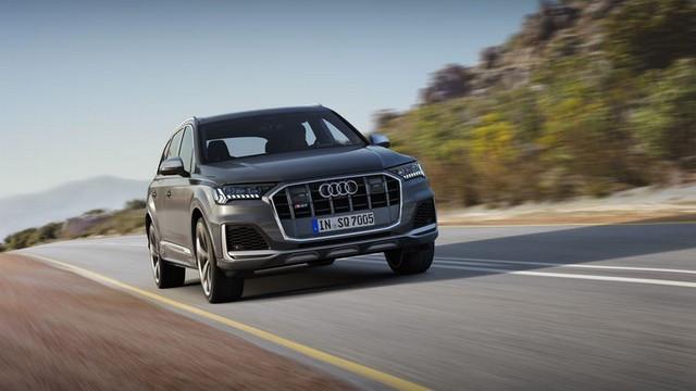 Confortable et agile – La technologie eAWS d'Audi transforme les SUV en artistes transformistes A199519-x750