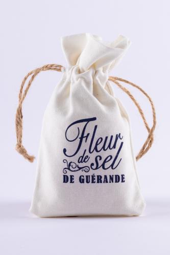 """Sare de mare """"fleur de sel"""" de Guerande 125 g"""