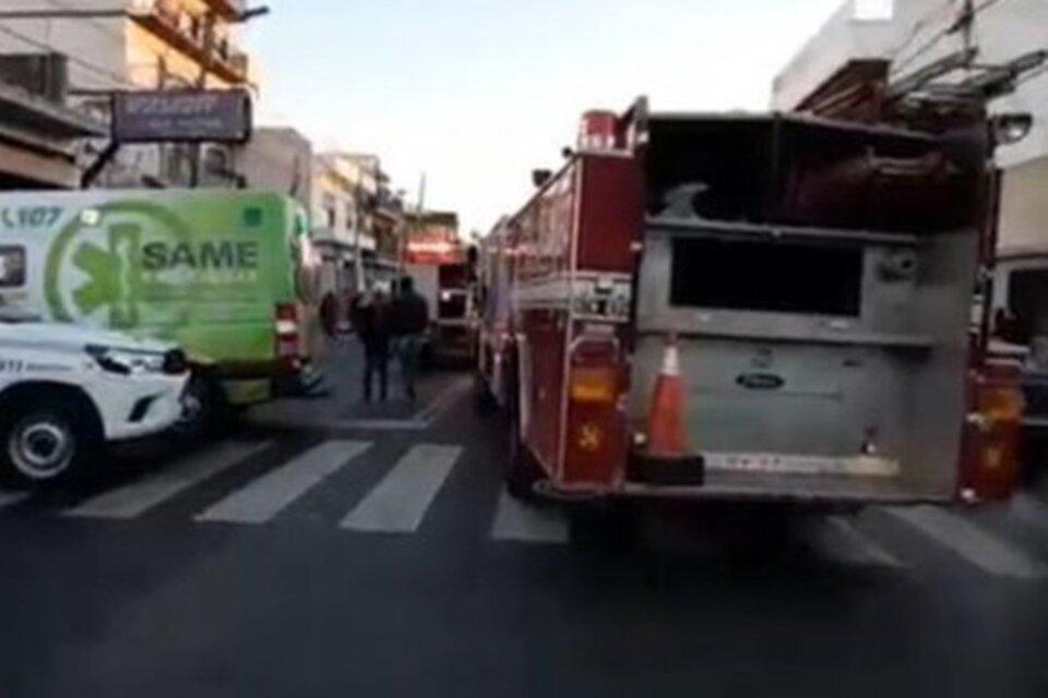 Tres días de duelo por los bomberos voluntarios muertos en Caseros