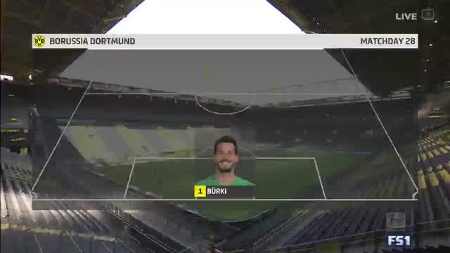 26-05-2020 - Borussia Dortmund 0-1 FC Bayern Munchen