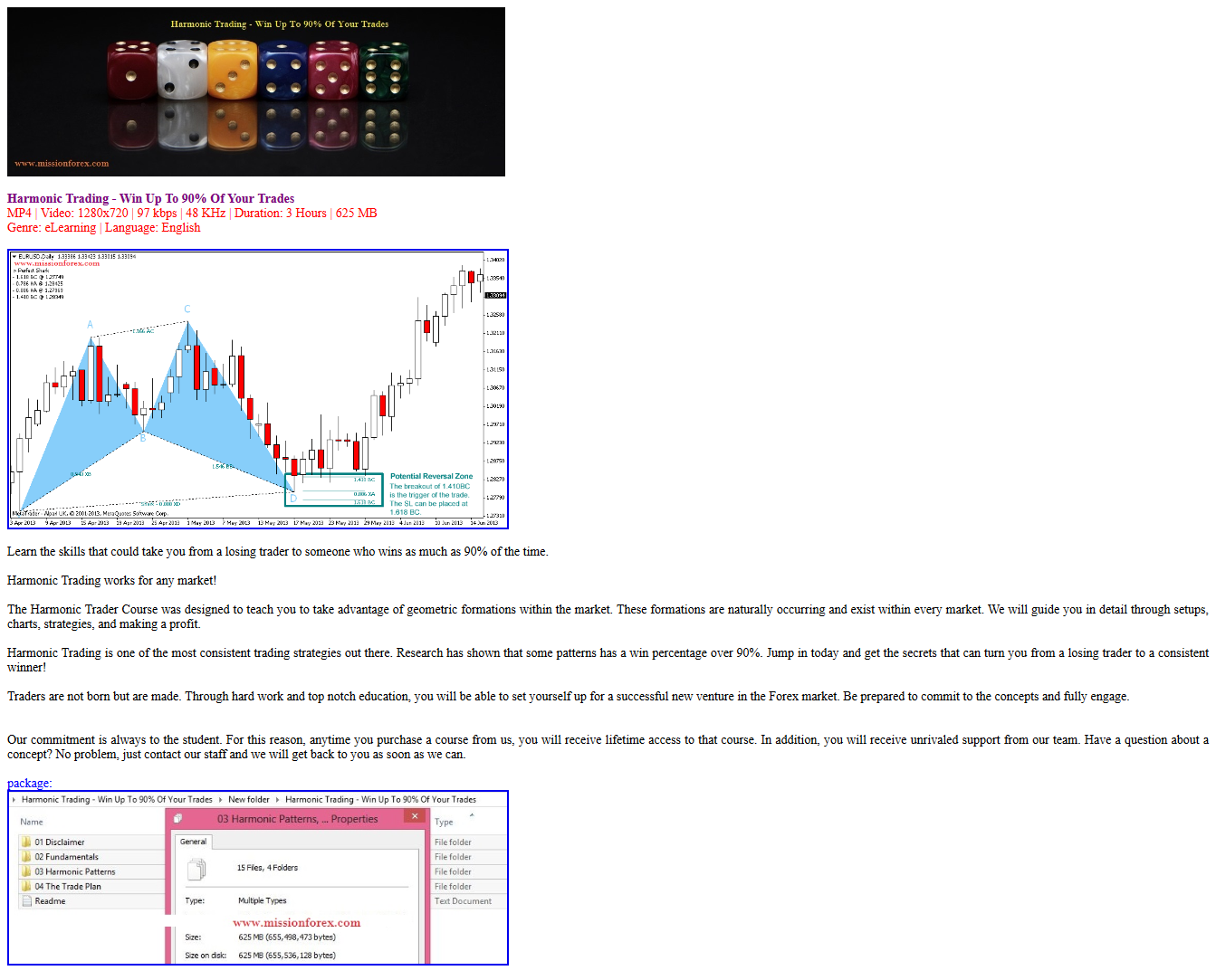 SMB - The Bearish Butterfly Training(SEE 1 MORE Unbelievable BONUS INSIDE!!)