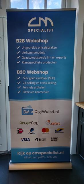 CM Specialist en DigiWallet lanceren uniek concept voor webwinkeliers