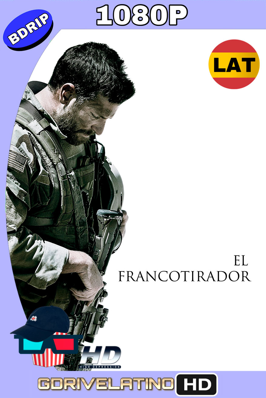 Francotirador (2014) BDRIP 1080p Latino-Ingles MKV