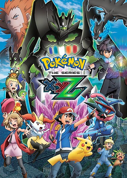 Pokémon (Audios Latino Netflix)