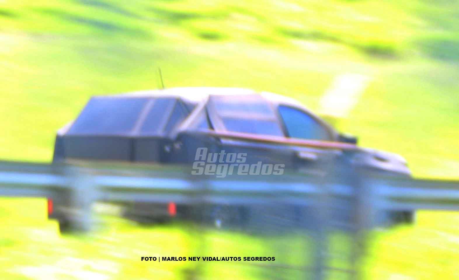 2021 Fiat Argo SUV 5