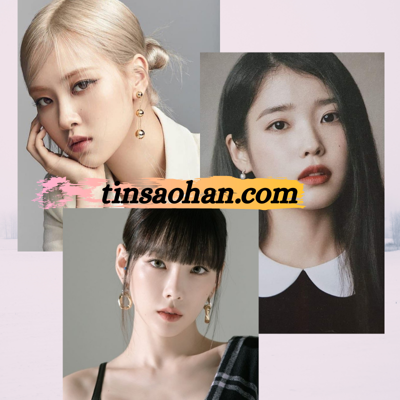 8 nữ ca sĩ solo Kpop thành công nhất hiện nay là ai?