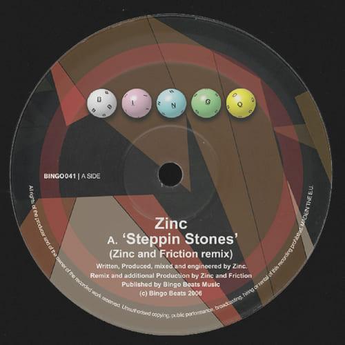 Download Zinc - Steppin Stones Remix / Mistral mp3