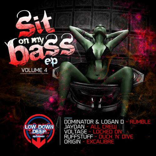 VA - Sit On My Bass EP Vol. 4 2015