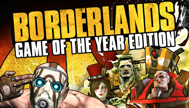Русификатор Borderlands GOTY Enhanced