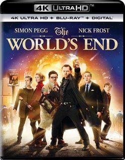 La Fine Del Mondo (2013) FullHD 1080p UHDrip HEVC DTS ITA + AC3 ENG