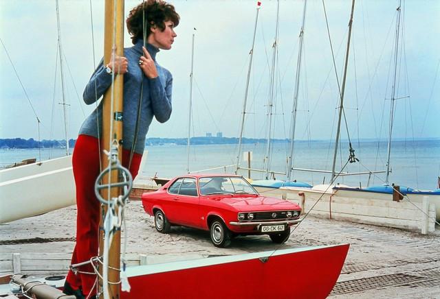 Comme il y a 50 ans : l'Opel Manta retrouve Timmendorfer Strand Opel-Manta-18350