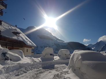 Enneigement Les Deux Alpes