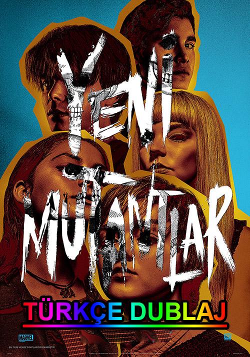 Yeni Mutantlar | The New Mutants | 2020 | BDRip | XviD | Türkçe Dublaj | m720p - m1080p | BluRay | Tek Link