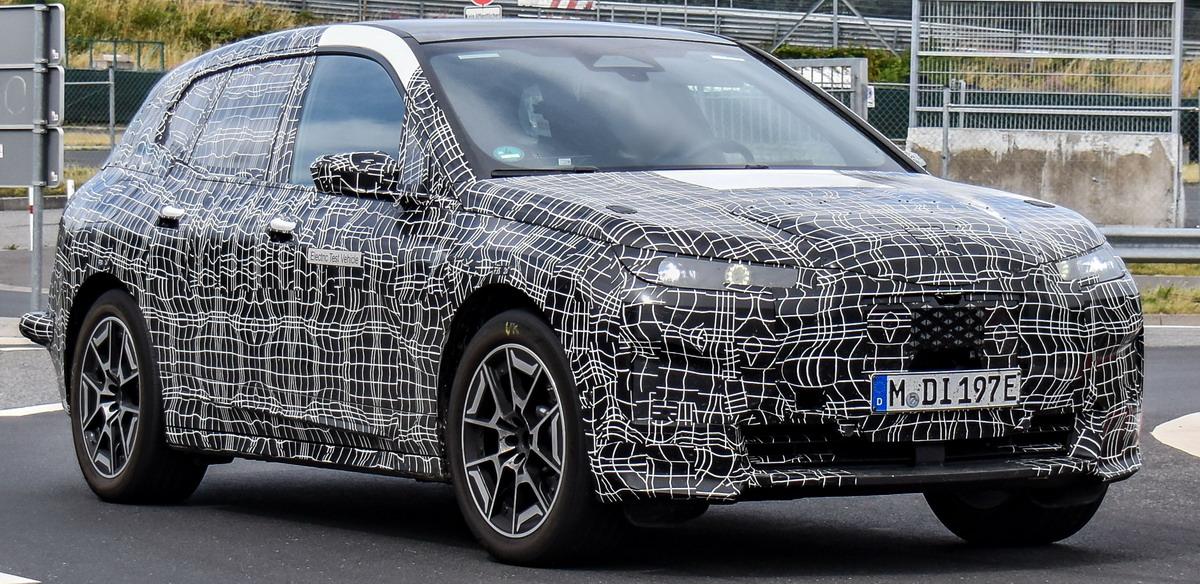 2020 BMW i6/iNEXT/iX8/iX 56