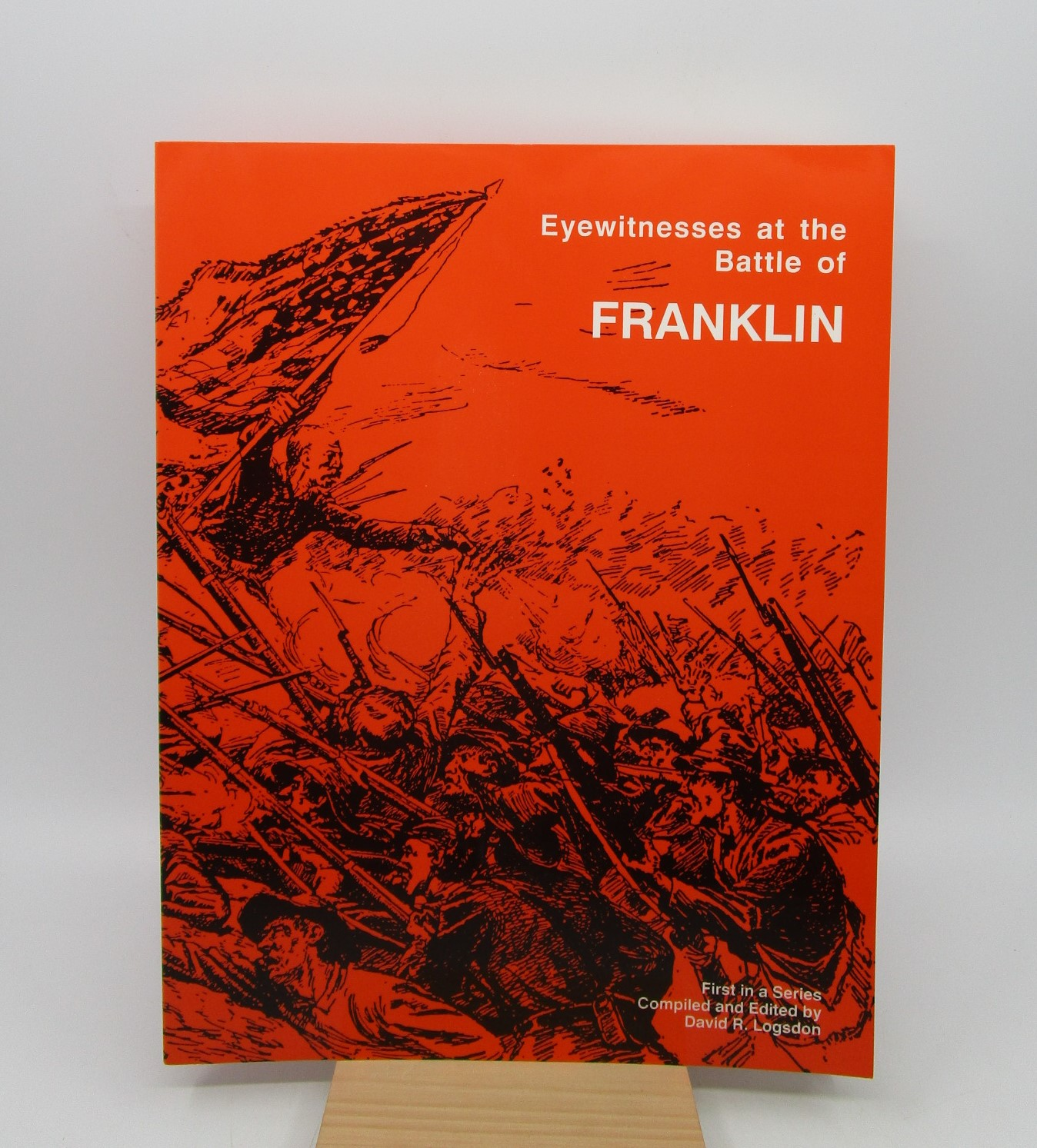 Image for Eyewitnesses at the Battle of Franklin