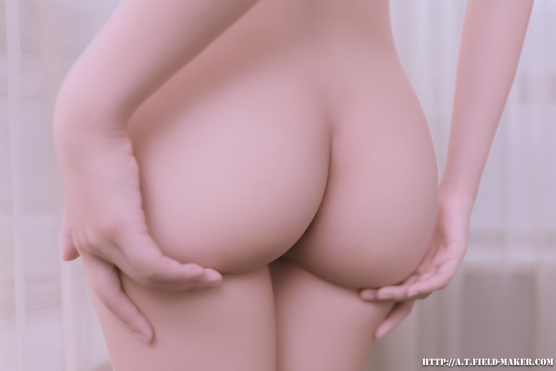Tsubaki Album vol.009 Nudist ただの体、初全裸 all-naked-04