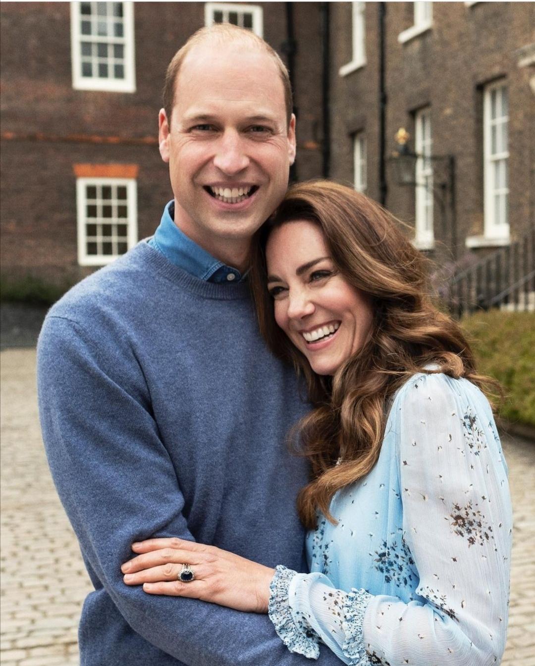 William e Kate, oggi il decimo anniversario di nozze