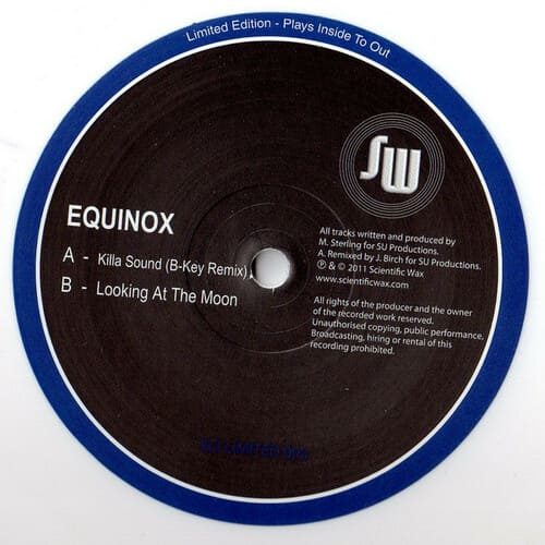 Equinox - Killa Sound / Looking At The Moon
