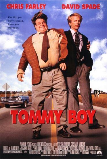 Tomcio Grubasek / Tommy Boy (1995) PL.BRRip.XviD-GR4PE | Lektor PL