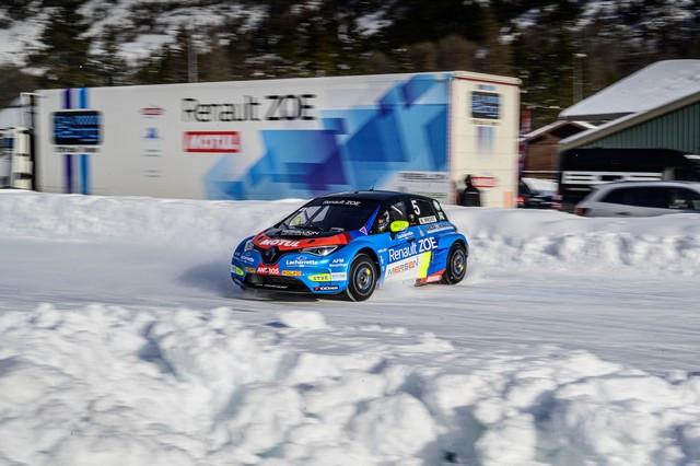 L'heure De La Comfirmation Pour ZOE Glace Et Les Pilotes Du Team Da Racing-Renault-Motul 2020-ZOE-GLACE-e-TROPHEE-Andros-Team-D-A-Racing-Renault-Motul-10