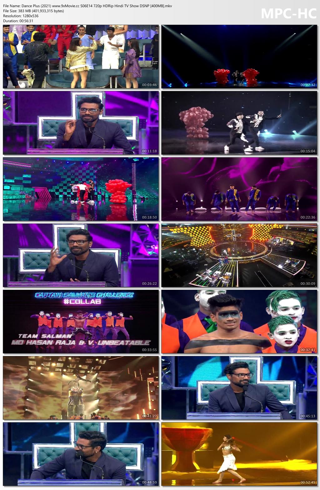 Dance-Plus-2021-www-9x-Movie-cc-S06-E14-720p-HDRip-Hindi-TV-Show-DSNP-400-MB-mkv