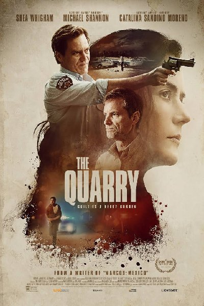 The Quarry (2020) English 720p HDRip x264 900MB ESubs DL