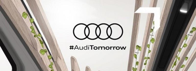 Une histoire pour demain : Audi au GREENTECH FESTIVAL A205477-large
