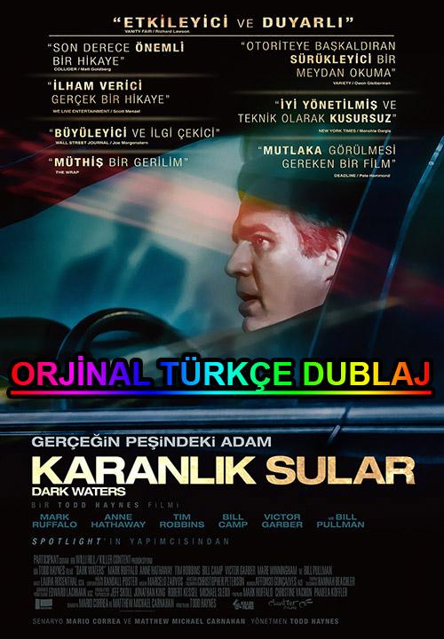 Karanlık Sular | Dark Waters | 2020 | BDRip | XviD | Türkçe Dublaj | m720p - m1080p | BluRay | Dual | TR-EN | Tek Link