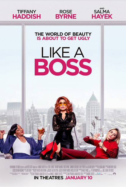 Like a Boss (2020) English HDRip x264 300MB 480p